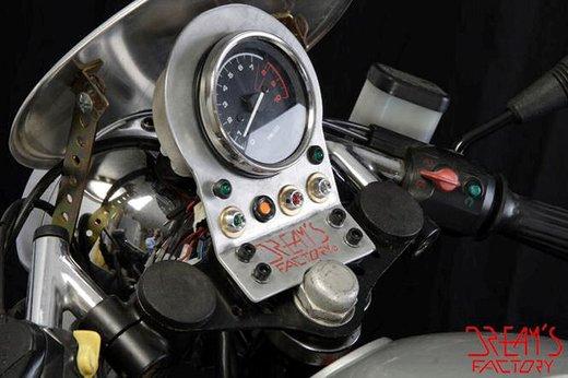 BMW R80 Cafè Racer by Dream's Factory Motorcycles - Foto 12 di 33