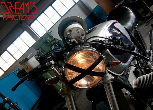 BMW R80 Cafè Racer by Dream's Factory Motorcycles - Foto 13 di 33