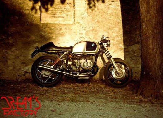 BMW R80 Cafè Racer by Dream's Factory Motorcycles - Foto 5 di 33