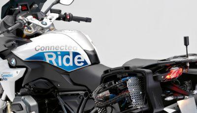 BMW R 1200 RS ConnectedRide: il futuro, ora.