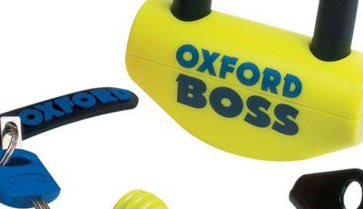 La risposta di Oxford ai ladri di motocicli