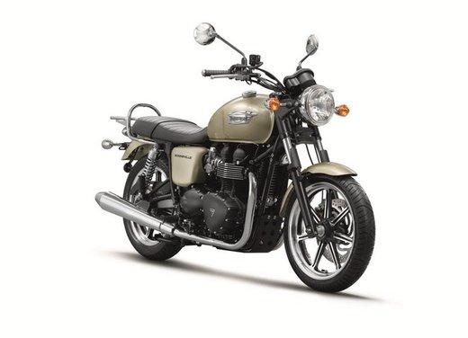 Triumph Extra: Tiger 800, Speed Triple e altri modelli con accessori in offerta - Foto 10 di 14