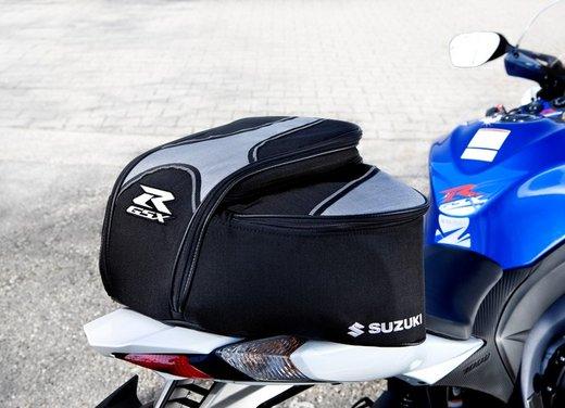 Suzuki GSX-R1000: tutti gli accessori per personalizzarla