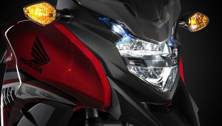 Test Honda CB 500X: divertimento e facilità immediata! - Foto 29 di 41