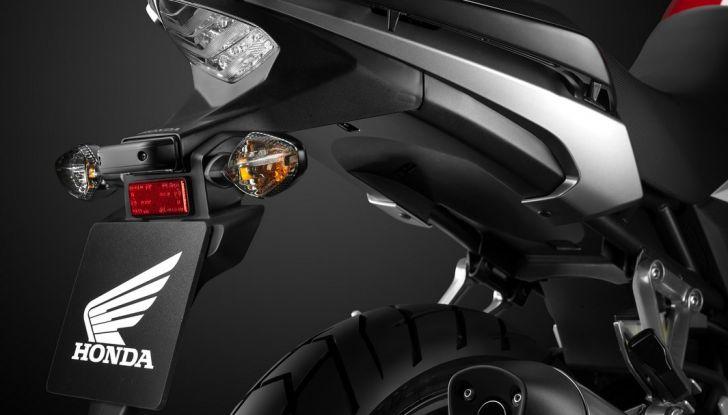 Test Honda CB 500X: divertimento e facilità immediata! - Foto 30 di 41
