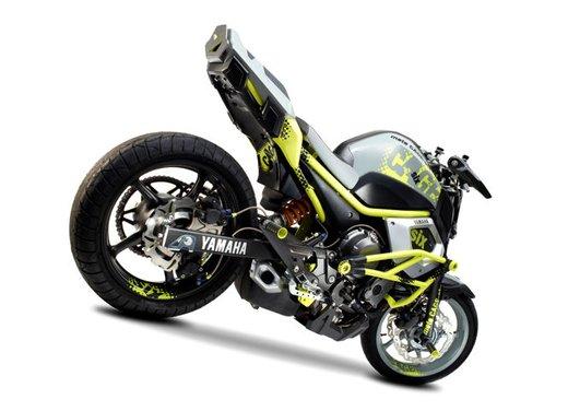 "Yamaha Concept Bike ""Moto Cage Six"" - Foto 13 di 13"