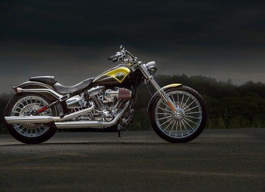 Harley-Davidson CVO 2013 - Foto 2 di 18