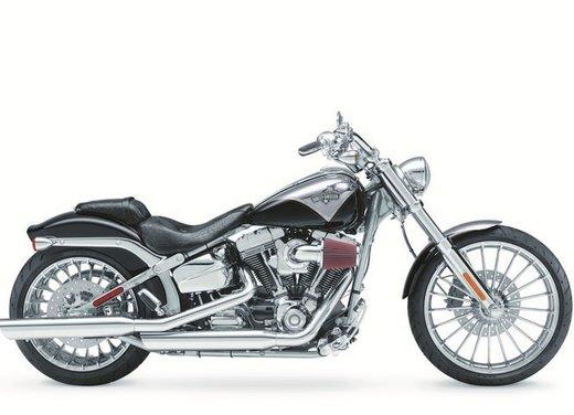 Harley-Davidson CVO 2013 - Foto 3 di 18