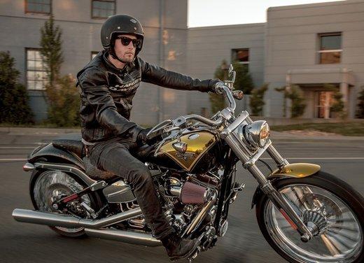 Harley-Davidson CVO 2013 - Foto 4 di 18
