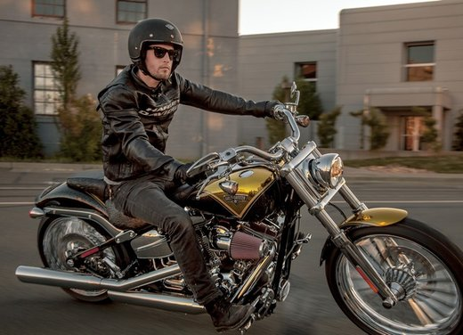 Harley-Davidson e Papa Benedetto XVI per il 110° anniversario del brand - Foto 15 di 56