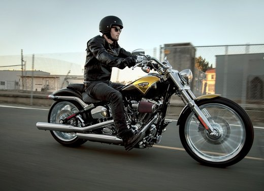 Harley-Davidson CVO 2013 - Foto 7 di 18
