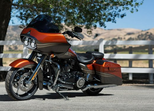 Harley-Davidson CVO 2013 - Foto 9 di 18