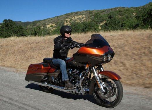 Harley-Davidson CVO 2013