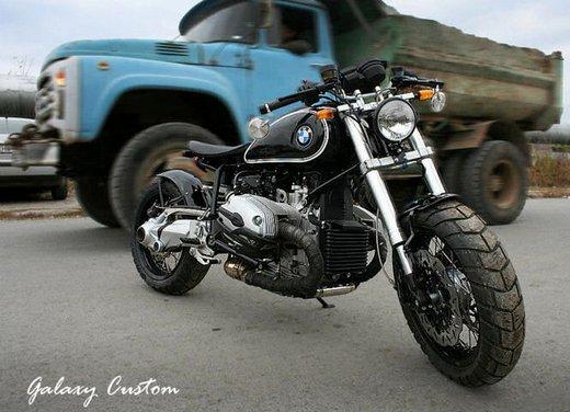 BMW R 1200 R by Galaxy Customs - Foto 3 di 29