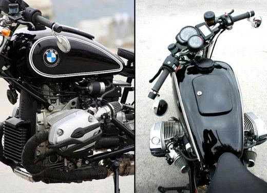 BMW R 1200 R by Galaxy Customs - Foto 16 di 29