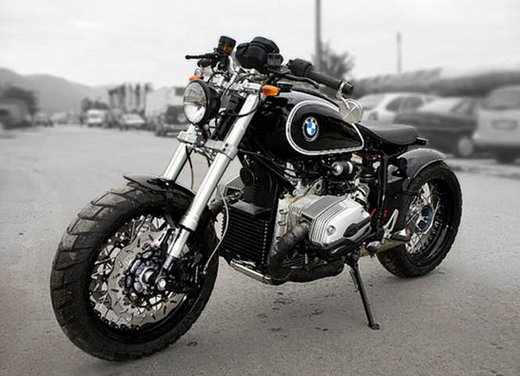 BMW R 1200 R by Galaxy Customs - Foto 7 di 29