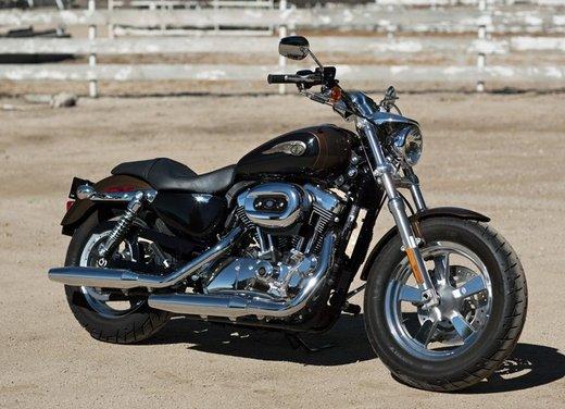 Harley-Davidson modelli 110th Anniversary - Foto 11 di 36