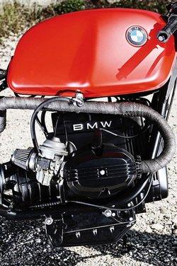 BMW R65 – Lara 73 by Moto di Ferro - Foto 23 di 23