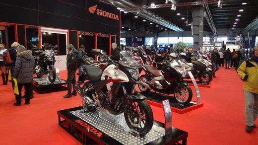 Motor Bike Expo 2013: guida alle novità della Fiera di Verona - Foto 1 di 25