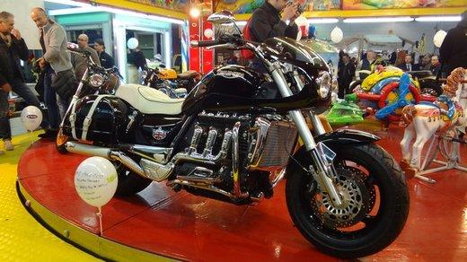 Motor Bike Expo 2013: guida alle novità della Fiera di Verona - Foto 15 di 25