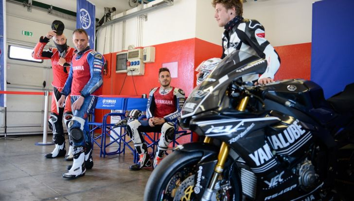 A Misano con Yamaha Supersport Pro Tour 2016: Adrenalina a mille! - Foto 46 di 60