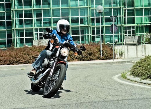 Harley-Davidson 1200 Nightster – Long Test Ride - Foto 4 di 17