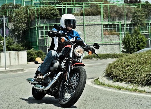 Harley-Davidson 1200 Nightster – Long Test Ride - Foto 5 di 17