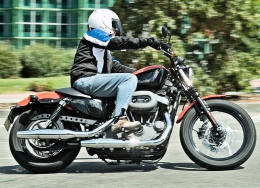 Harley-Davidson 1200 Nightster – Long Test Ride - Foto 6 di 17