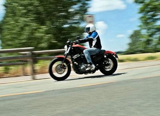 Harley-Davidson 1200 Nightster – Long Test Ride - Foto 9 di 17