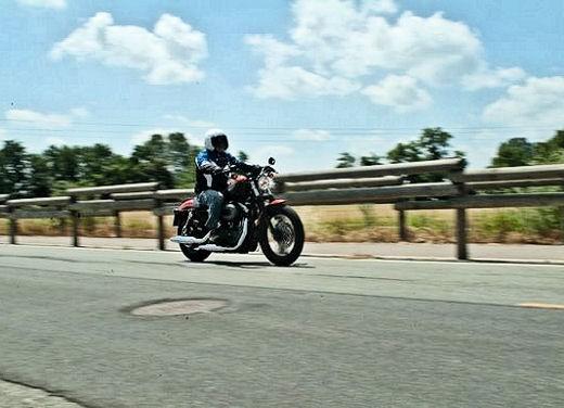 Harley-Davidson 1200 Nightster – Long Test Ride - Foto 10 di 17