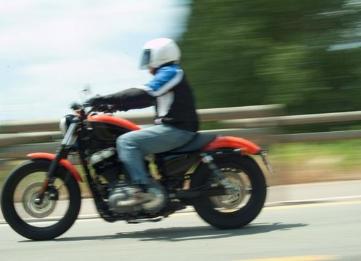 Harley-Davidson 1200 Nightster – Long Test Ride - Foto 11 di 17