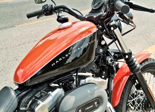 Harley-Davidson 1200 Nightster – Long Test Ride - Foto 15 di 17