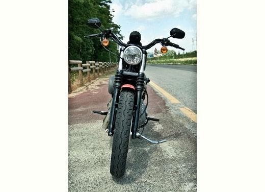 Harley-Davidson 1200 Nightster – Long Test Ride - Foto 17 di 17