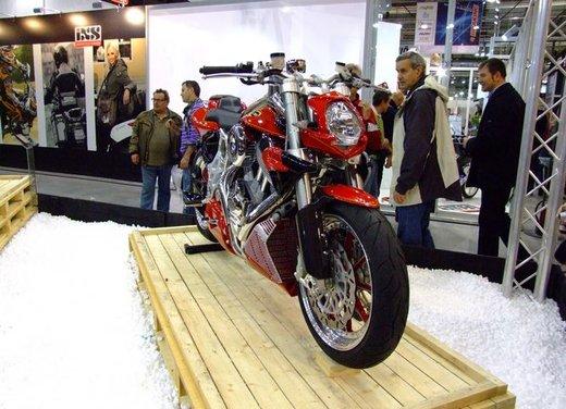 Top bikes all'EICMA 2011 - Foto 9 di 23