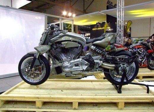 Top bikes all'EICMA 2011 - Foto 2 di 23