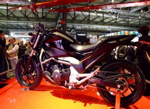 Honda NC700S - Foto 16 di 21
