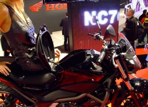 Honda NC700S - Foto 12 di 21