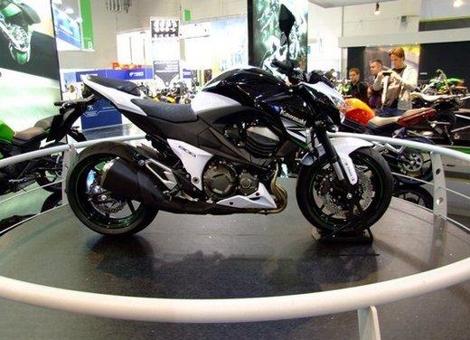 Kawasaki presenta al Motor Bike Expo l'intera gamma 2013, dalla nuova Z800 alle Ninja 636/300 - Foto 3 di 5