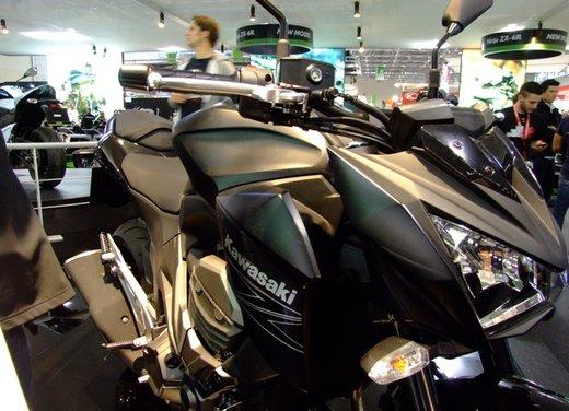 Kawasaki Z800 depotenziata a 35 kW per neopatentati - Foto 7 di 36