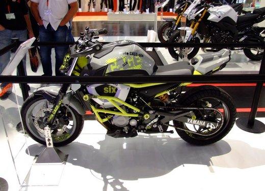 "Yamaha Concept Bike ""Moto Cage Six"" - Foto 3 di 13"