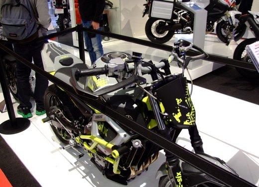 "Yamaha Concept Bike ""Moto Cage Six"" - Foto 4 di 13"
