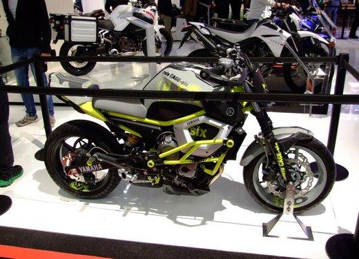"Yamaha Concept Bike ""Moto Cage Six"" - Foto 1 di 13"