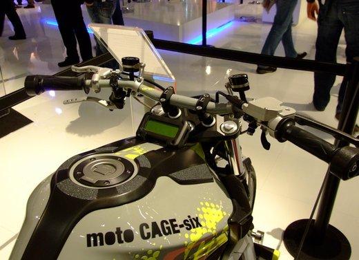 "Yamaha Concept Bike ""Moto Cage Six"" - Foto 7 di 13"