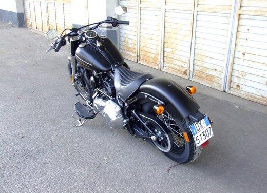 Harley-Davidson Softail Slim, la prova su strada - Foto 4 di 20