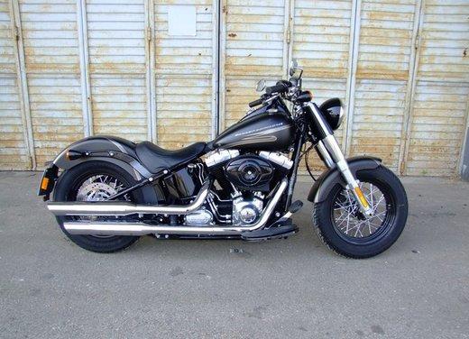 Harley-Davidson Softail Slim, la prova su strada - Foto 7 di 20