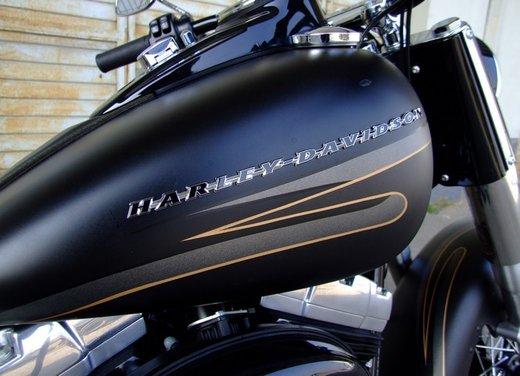 Harley-Davidson Softail Slim, la prova su strada - Foto 9 di 20
