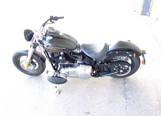 Harley-Davidson Softail Slim, la prova su strada - Foto 18 di 20