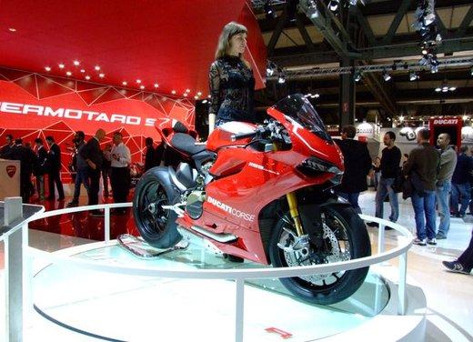 Eicma 2012, Salone del Motociclo a Milano