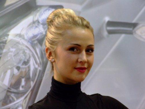 Tutte le modelle sexy di Eicma 2012 - Foto 2 di 25