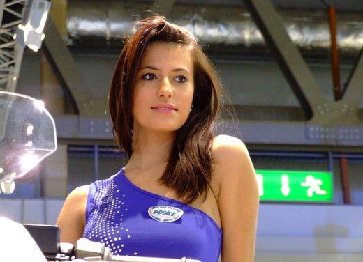 Le più belle ragazze all'Eicma 2012 - Foto 1 di 25